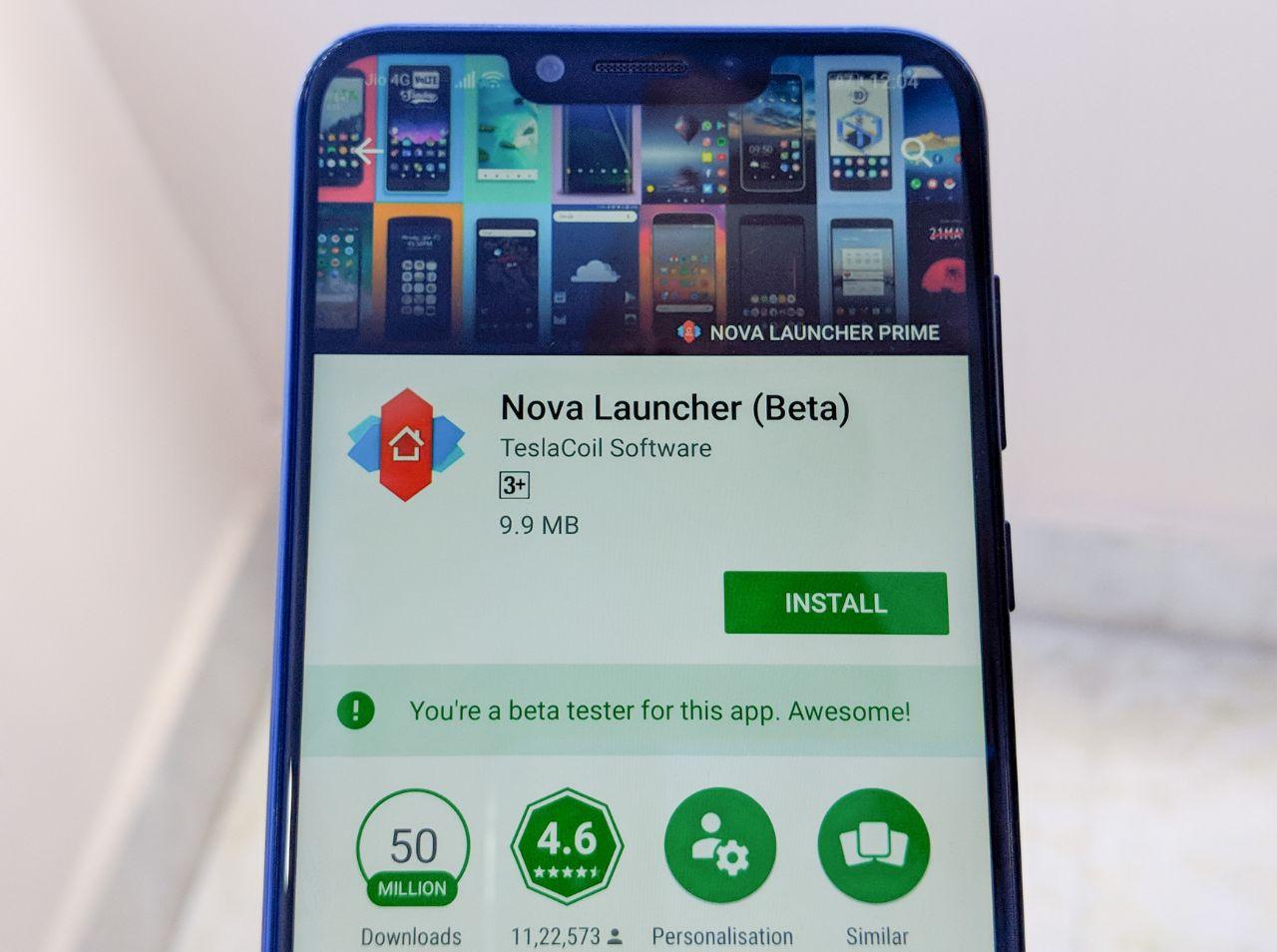Nova Launcher v6.0
