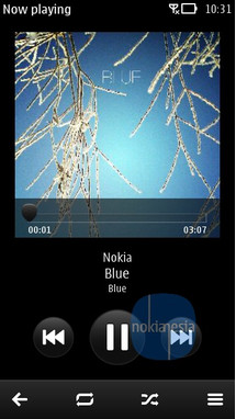 News: Alleged screenshots of Nokia Carla leak Symbian Screenshots Nokia Carla Nokia leaked Firmware Update carla