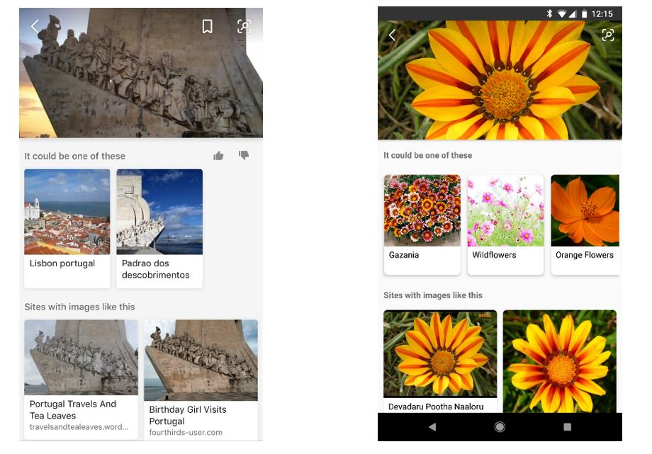 Visual Search for Bing