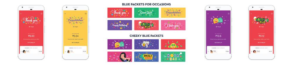 Blue Packets Hike 5.0