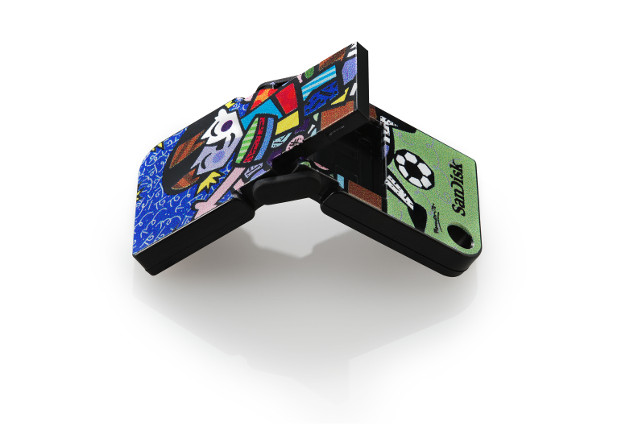 Cruzer Pop Designed by Britto