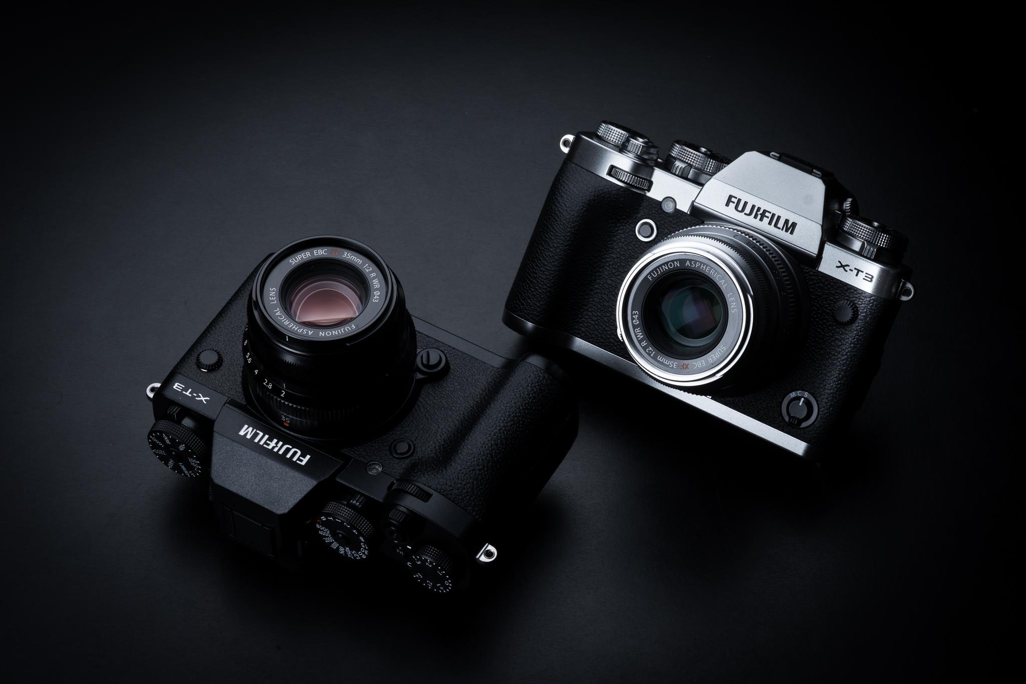 Fujifilm X-T3 Camera