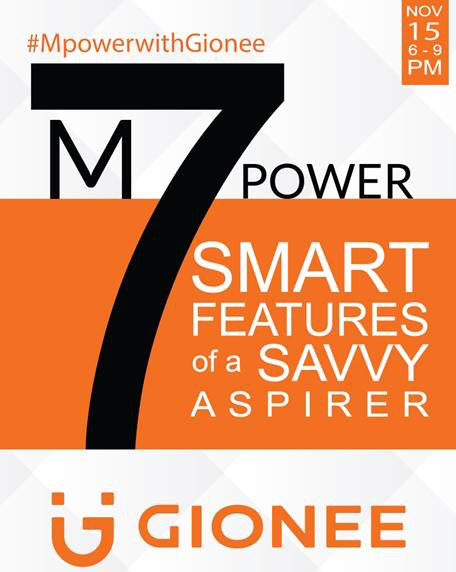 Gionee M7 Power