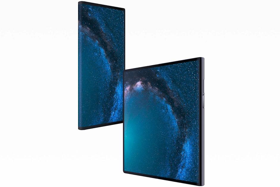 Huawei foldable Mate X 2