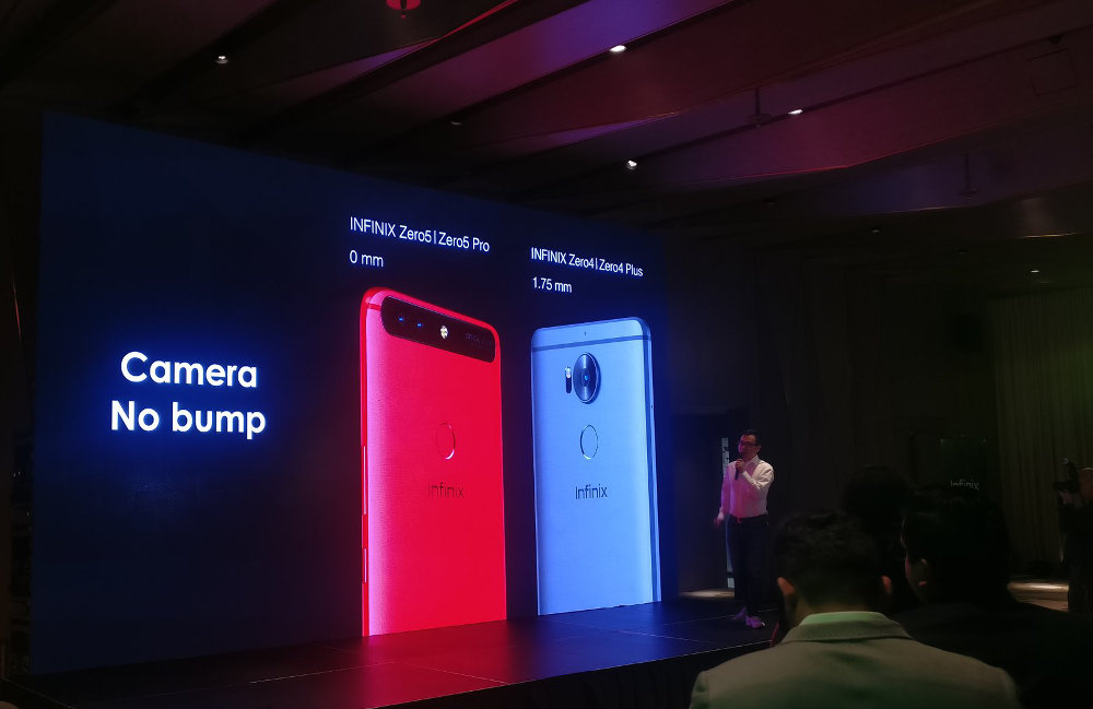 Infinix Zero 5 Launch