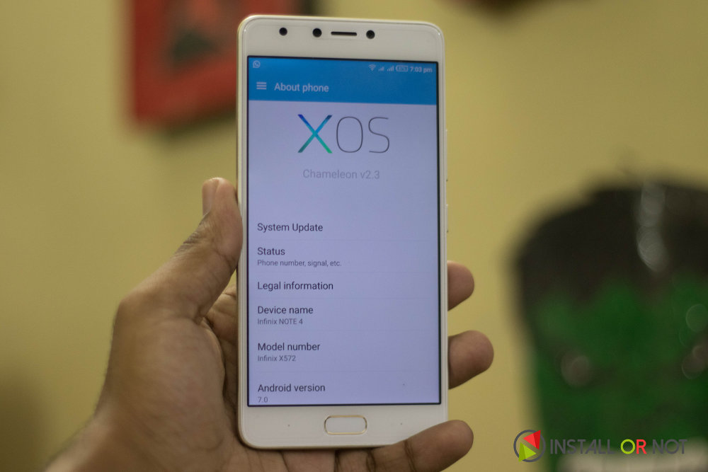 Infinix Note 4 Review: Multimedia Workhorse in a Budget