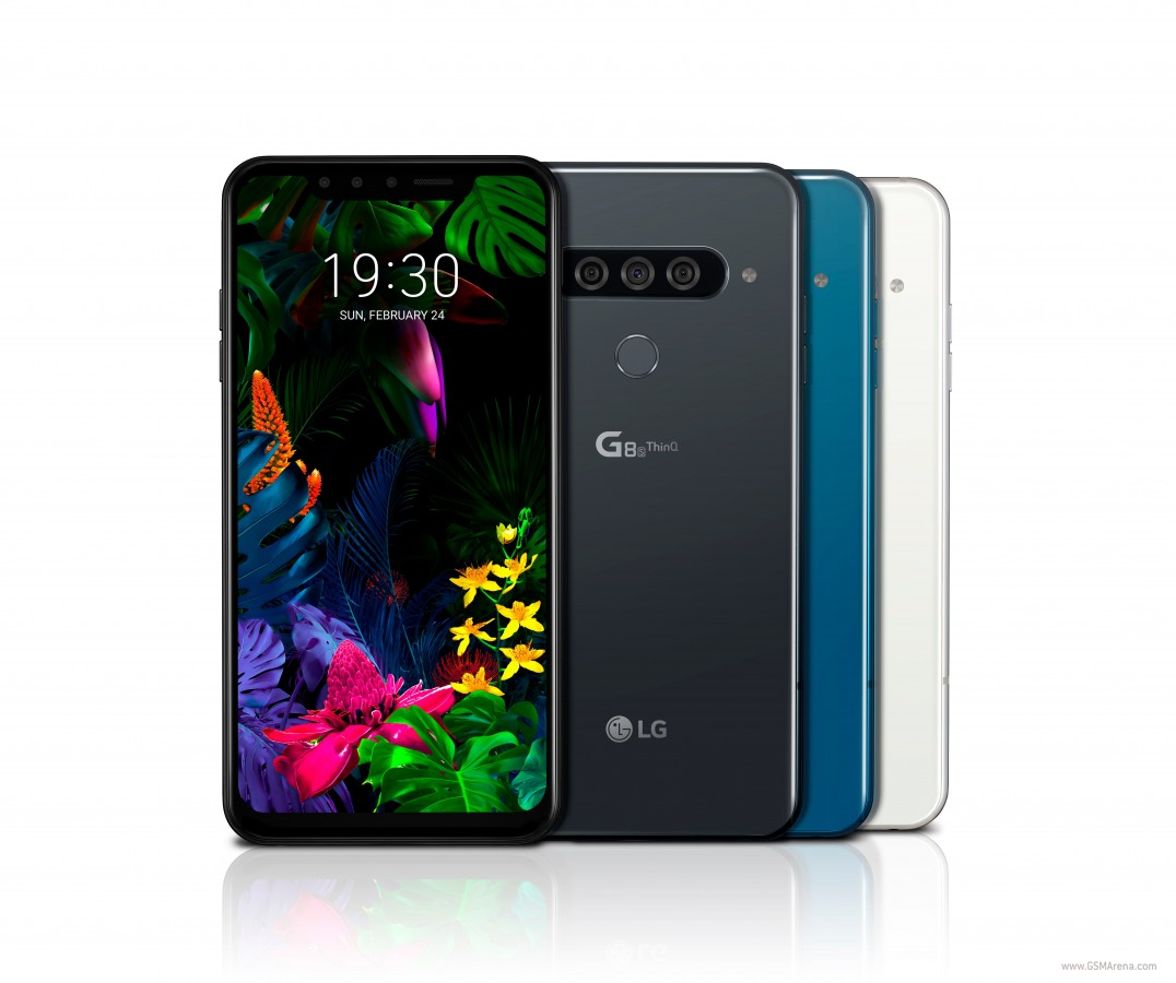 LG G8 ThinQ and G8s ThinQ goes official 2