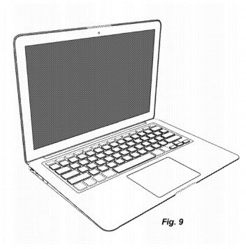 Featured News: Exclusive   The New 2012 Macbook Air Images Patent Macbook leak exclusive Apple air 2012