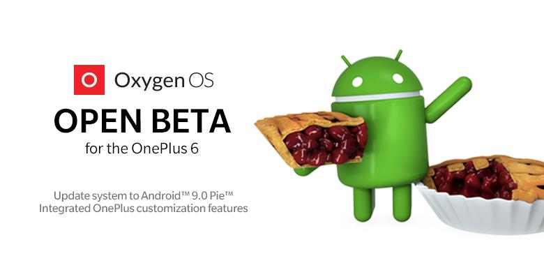 OnePlus 6 Open Beta Update