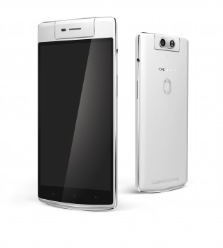 Oppo unveils Oppo N3 with motorized rotating camera and ...