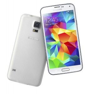 Samsung Galaxy S5 4G Shimmery White