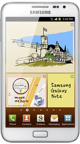News: White Samsung Galaxy Note landing at  Telus, Bell in Canada White Galaxy Note Telus Samsung galaxy note Canada Bell Android