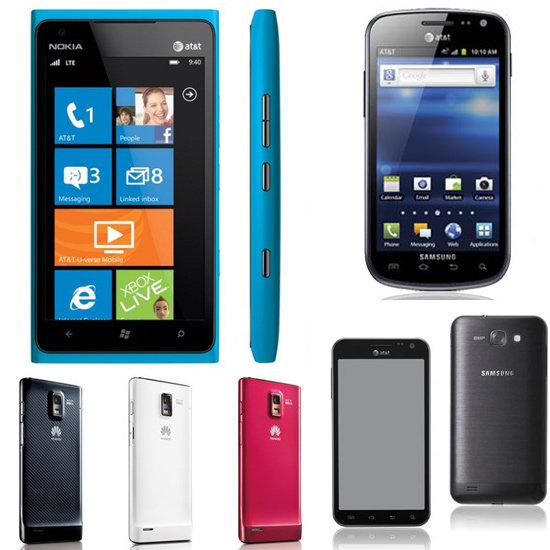 Smartphones-CES