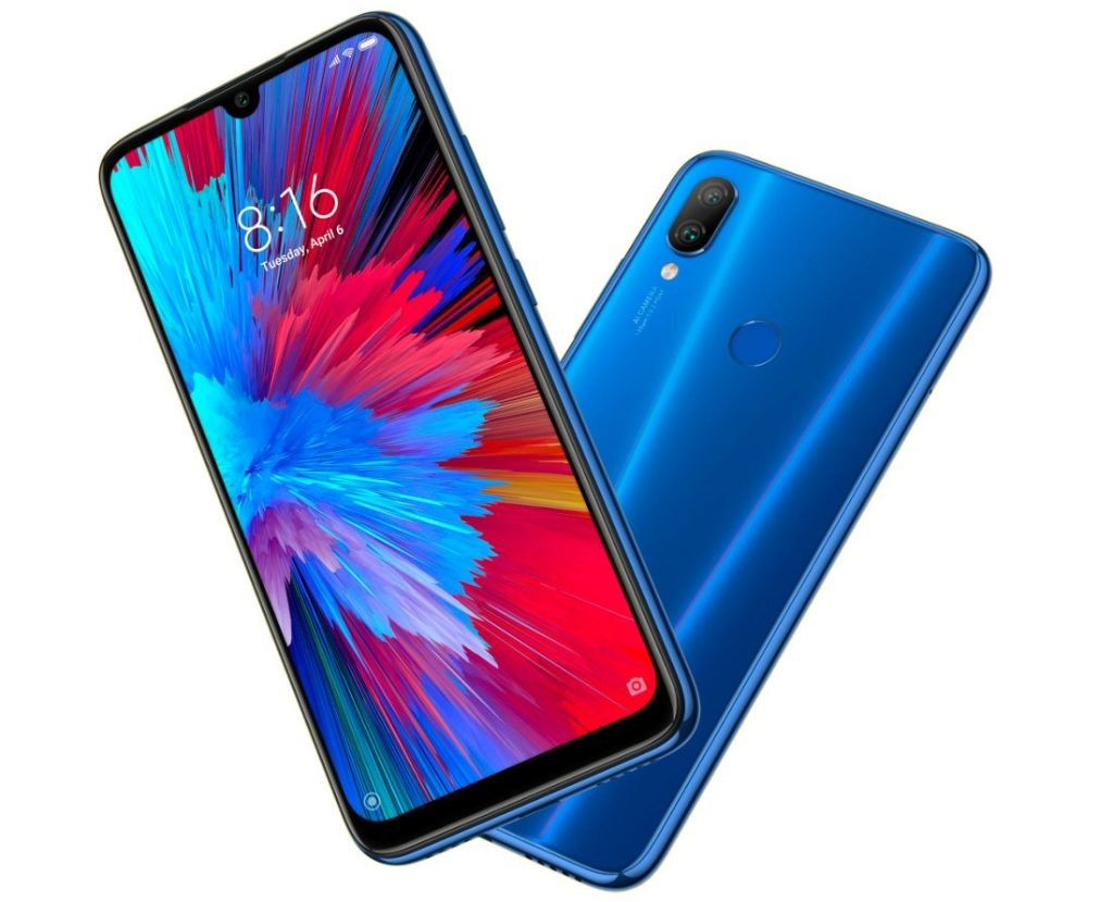 Xiaomi Redmi Note 7 launched in India