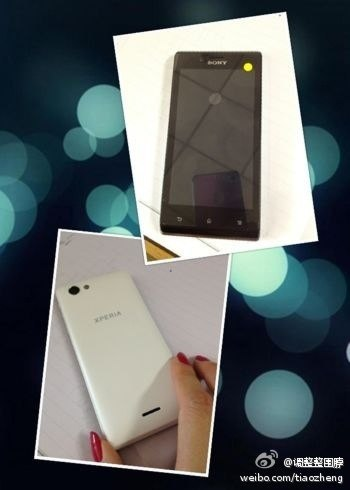 News: Sony Xperia J, entry level smartphone leaks ahead of announcement Xperia J Sony pictures leaked IFA Android 4.0 Ice Cream Sandwich