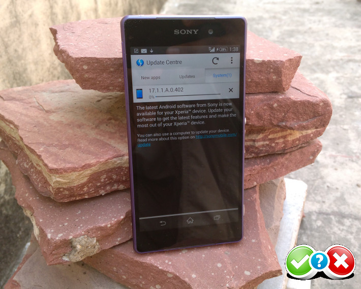 Xperia-Z2-Software-update