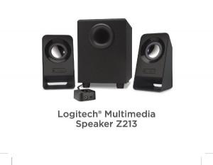 Z213 Speakers