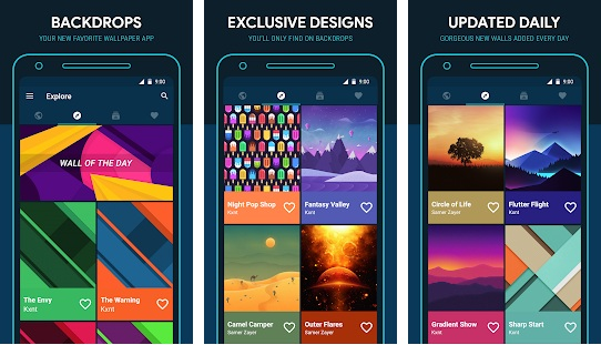 Best Free Android Wallpaper Apps Of 2018