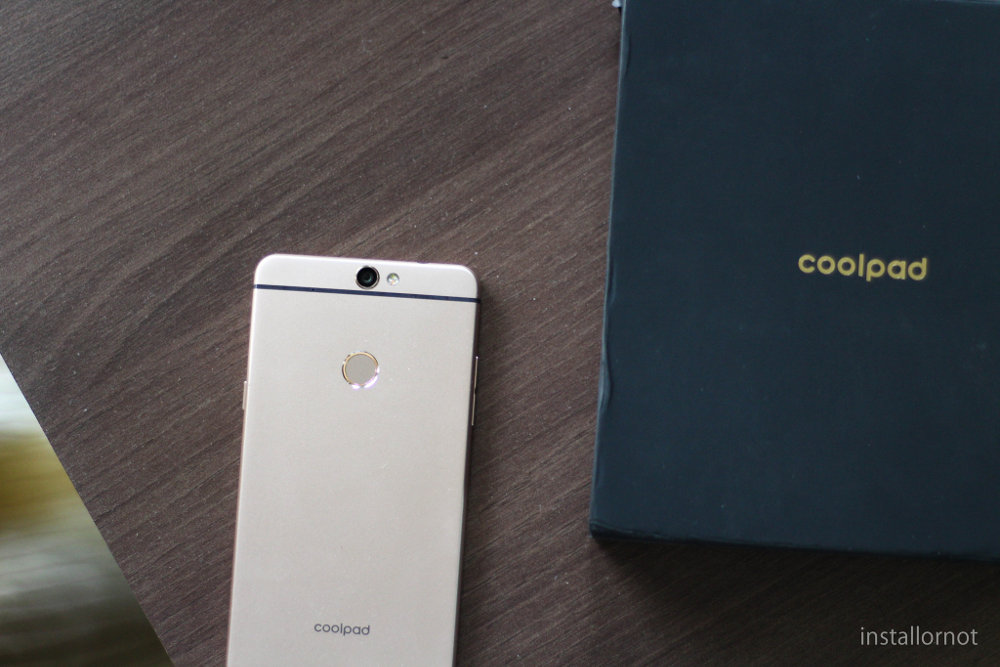 Coolpad Max Review : It's all about the design and security