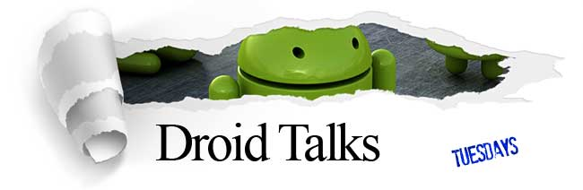 Droid Talks: Andy Wishes You a Happy Halloween! trick or treat Theme pumpkin live wallpaper halloween ghost Android