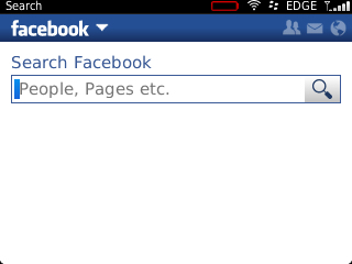 Install or Not : Facebook for BlackBerry Install Or Not Facebook client Facebook App Facebook BlackBerry App World