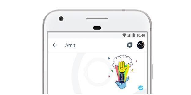 Google Allo Duo Integration