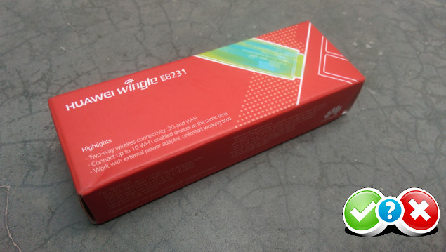 Huawei Wingle E8231