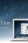 News: Mountain Lion Available Today From the Mac App Store upgrade OS X Mountain Lion Mac Apple