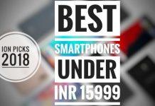 Best Smartphone under INR 15999