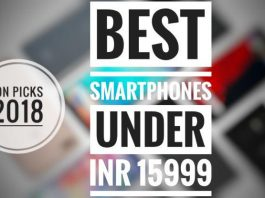 Best Smartphone under INR 15999