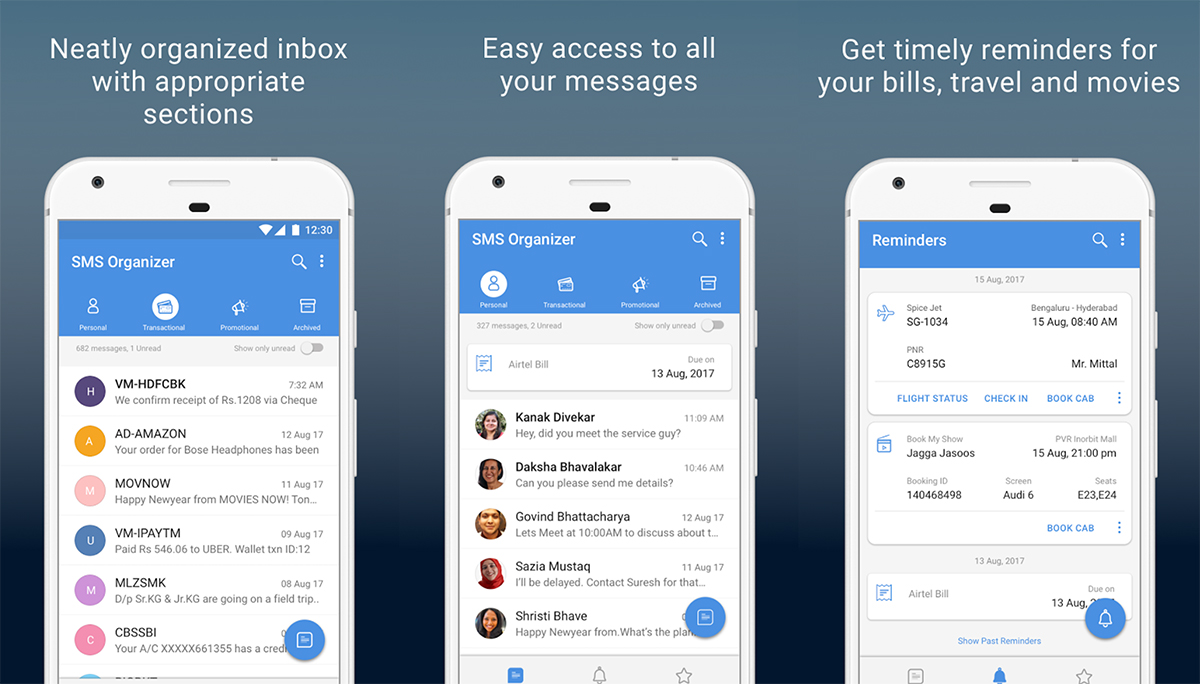 Install or Not: Microsoft SMS Organizer, Best messaging app