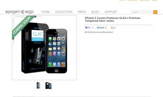 Exclusive: iPhone 5 accessories already up for purchase! iphone Apple accessories
