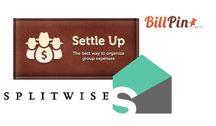 splitwise-billpin-settleup
