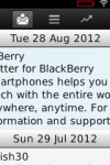 Install or Not : Twitter for BlackBerry updates to version 3.2 Update Twitter for BlackBerry Twitter Client Twitter Apps Install Or Not BlackBerry App World